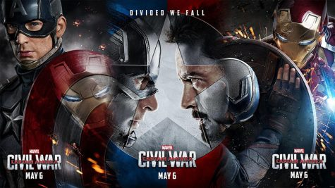 'Civil War' creates tension among heroes