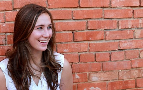 Student urges others to focus on life's blessings