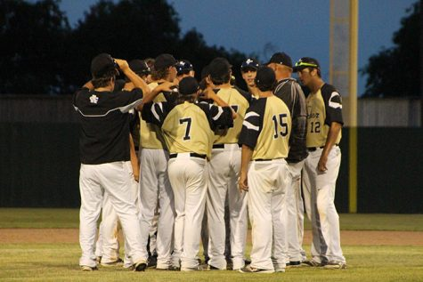 The Wildcat baseball team will be advancing to the regional game.