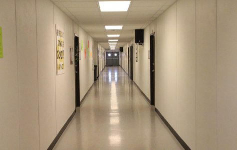 Out with pods and in with new school,  students look back on year in portables