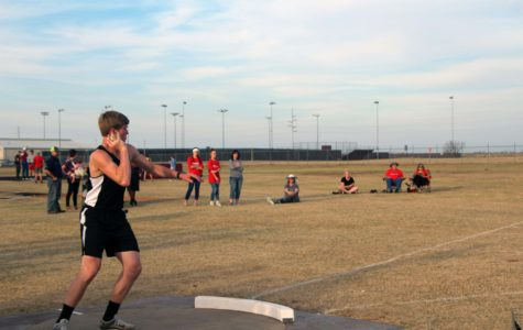 Wildcats prepare for district track meet