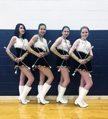 Twirlers prepare for State