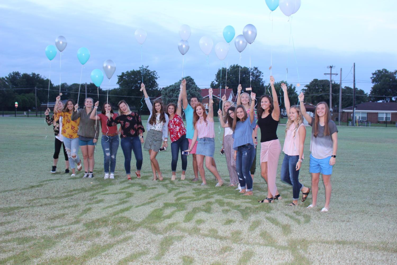 Students Participate in Senior Sunrise