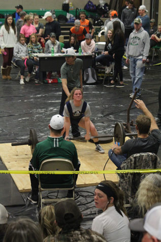 Powerlifters hope for regionals