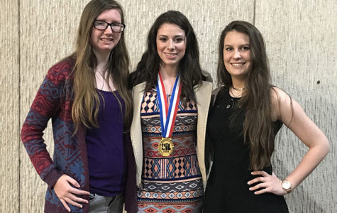 Students compete at UIL state meet