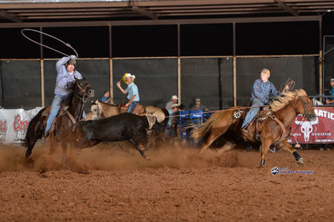 Roping way of life for junior