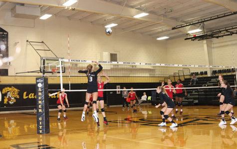 JV volleyball wraps up season