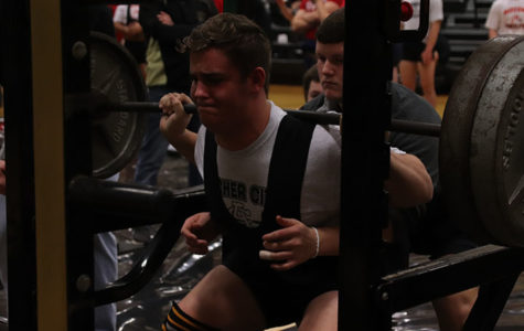 Powerlifters ready  for regional meet