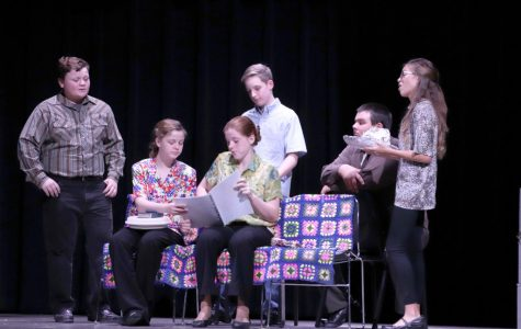 JH OAP places first at district