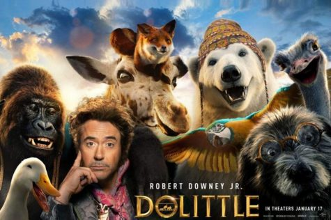 """Dolittle"" disappoints fans"