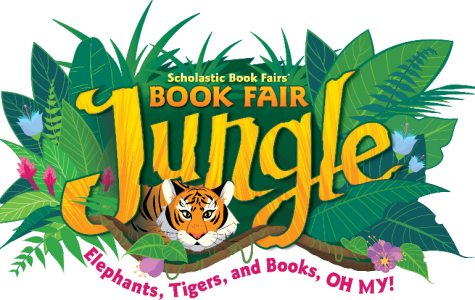 The theme for this year's book fair is the jungle