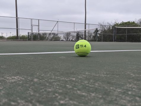Tennis players find relief during quarantine