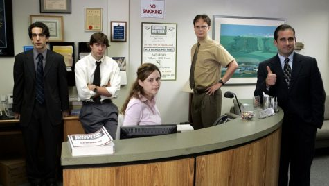 "Student celebrates ""The Office"" on its 15th anniversary"